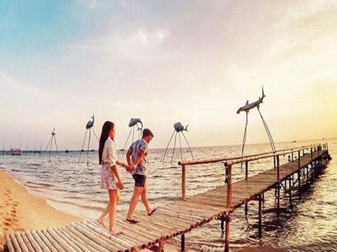 Tour Tết Dương lịch 2022 – Phú Quốc 4 ngày 3 đêm khởi hành từ Hà Nội