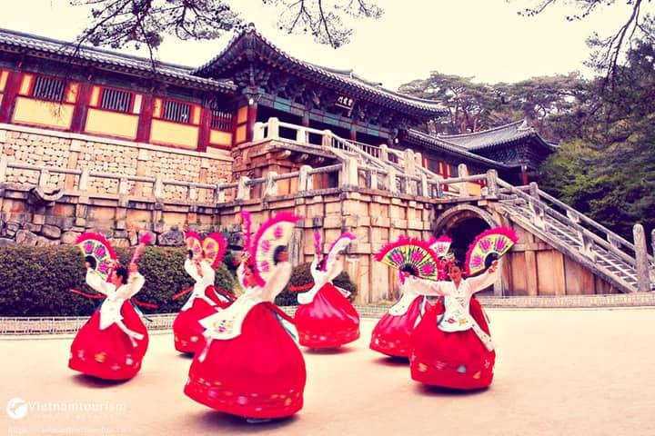 Du lịch Hồng Kông – Hàn Quốc – 6 ngày 5 đêm giá tốt khởi hành từ Sài Gòn