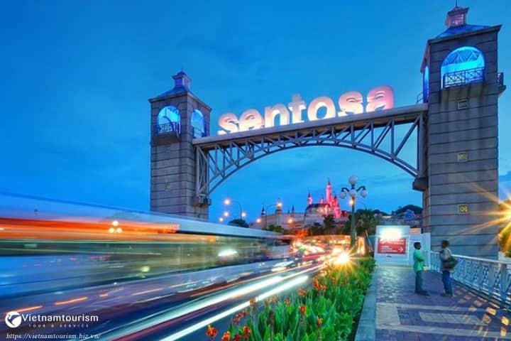Du lịch Singapore 4 ngày 3 đêm giá tốt 2022 từ Hà Nội