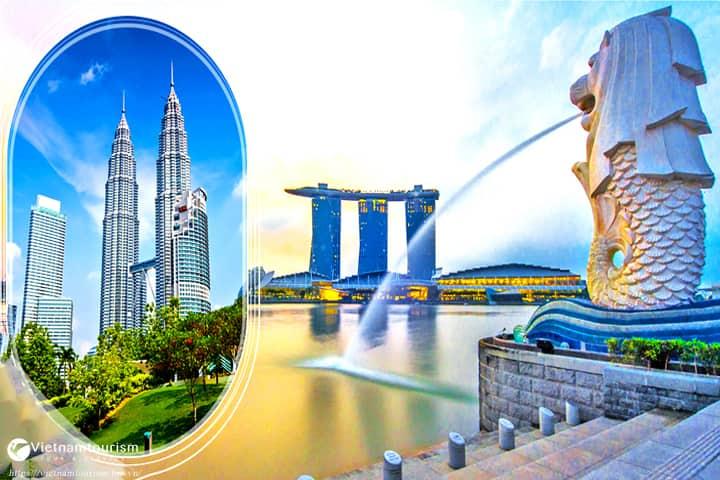 Du lịch Singapore Malaysia 5 ngày giá siêu tiết kiệm khởi hành từ Hà Nội