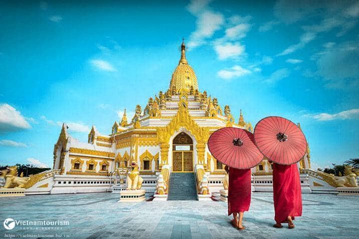 Du lịch Myanmar 4 ngày 3 đêm giá tốt khởi hành từ Sài Gòn