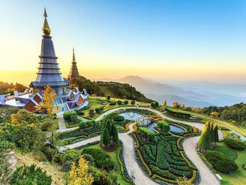 Du lịch Thái Lan Chiang Mai – Chiang Rai 4 ngày 3 đêm từ Sài Gòn