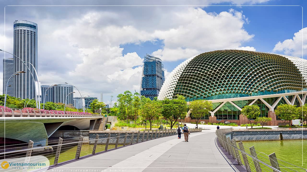 Du lịch Singapore 3 ngày 2 đêm giá tốt khởi hành từ TPHCM