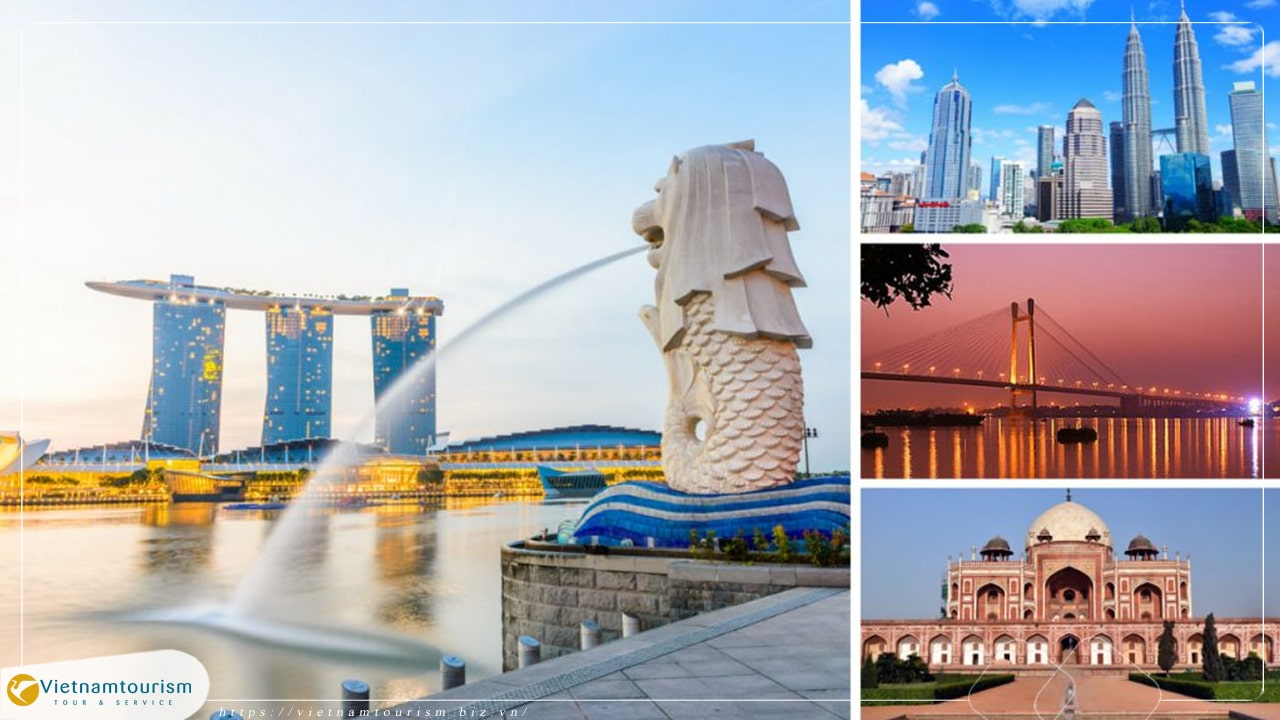 Du lịch Singapore – Malaysia 4 ngày giá tốt khởi hành từ Sài Gòn