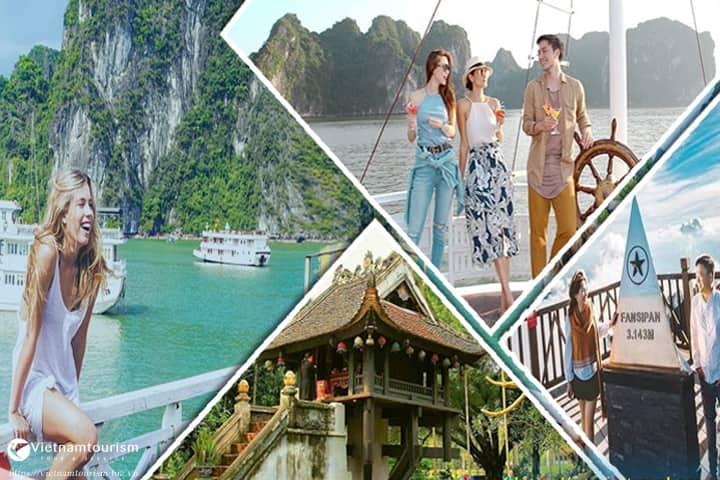 Du Lịch Miền Bắc – Hà Nội – Hạ Long 3 ngày 2 đêm giá tốt từ Sài Gòn