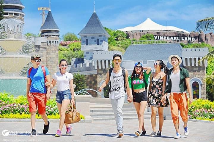 Du Lịch Nha Trang 3 Đảo – Vịnh Nha Phu giá tốt 2021 khởi hành từ Sài Gòn