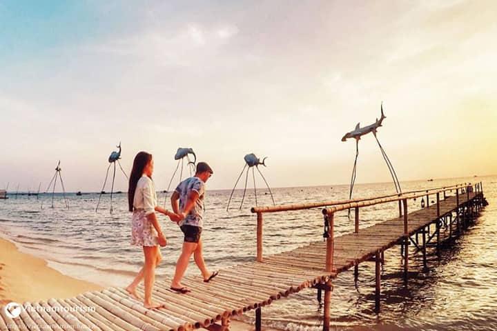 Du lịch Phú Quốc 3 ngày 2 đêm giá tốt khởi hành từ Hà Nội