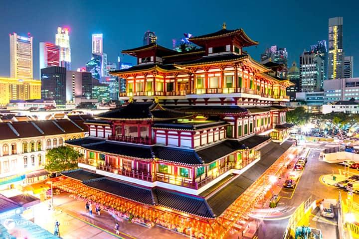 Du lịch Singapore 3 ngày 2 đêm giá tốt 2020 khởi hành từ Sài Gòn – Tour Cao Cấp