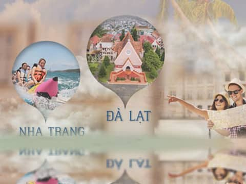Du Lịch Nha Trang – Đà Lạt 4 ngày 3 đêm khởi hành từ Sài Gòn giá tốt