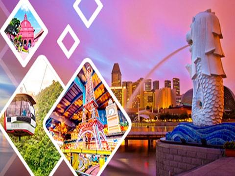 Tour Singapore Malaysia 5 ngày 2022 khởi hành từ Sài Gòn – Công viên Legoland