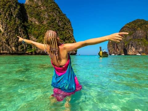 Du lịch Thái Lan – Phuket – Đảo Phi Phi 4 Ngày 3 đêm giá tốt từ Sài Gòn