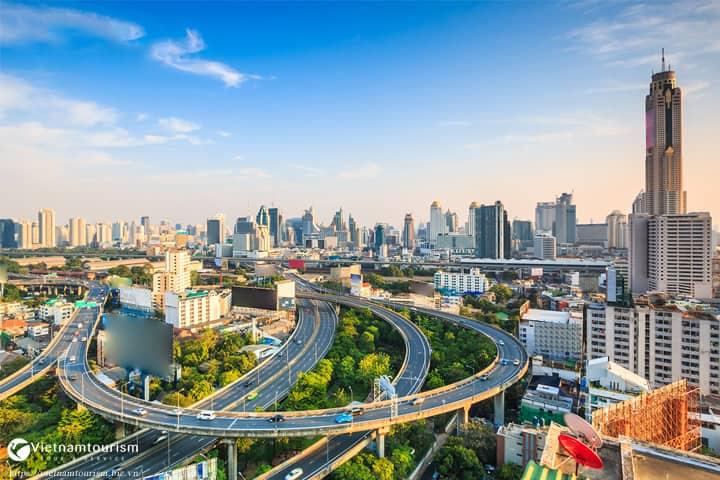 Du lịch Thái Lan 5 ngày 4 đêm ưu đãi giá tốt khởi hành từ TP.HCM