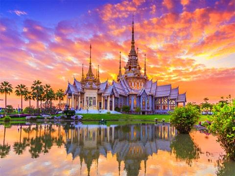 Du lịch Thái Lan – Bangkok – Pattaya 4 ngày giá tốt từ Sài Gòn