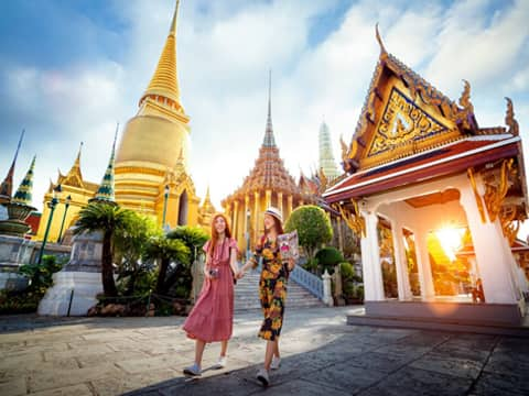 Du lịch Thái Lan Bangkok – Pattaya – Buffet 86 Tầng từ Sài Gòn giá tốt
