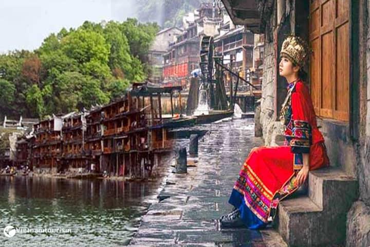 Du lịch Trương Gia Giới – Phượng Hoàng Cổ Trấn giá tốt khởi hành từ Sài Gòn