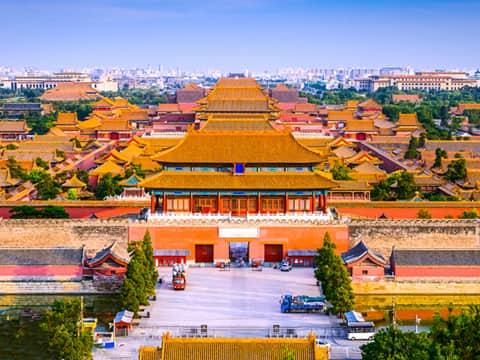 Du lịch Trung Quốc 6 ngày 5 đêm giá tôt khởi hành từ Sài Gòn