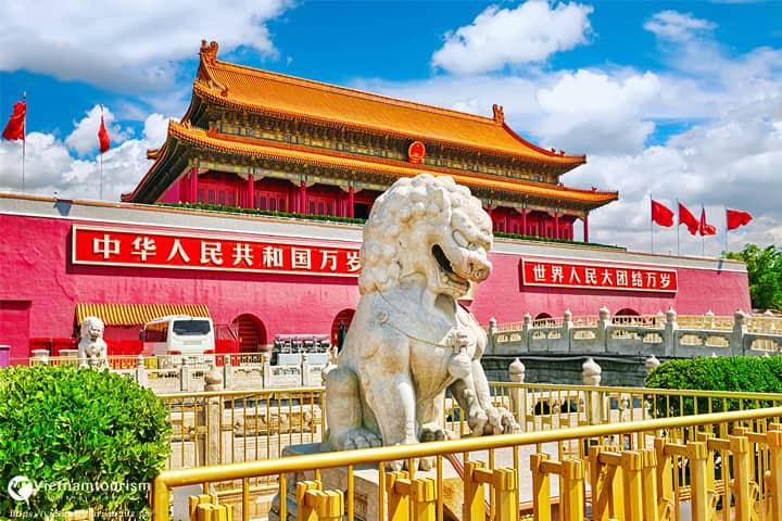 Tour du lịch Trung Quốc – Bắc Kinh – Thượng Hải – Hàng Châu – Tô Châu 6 ngày giá tốt từ Sài Gòn