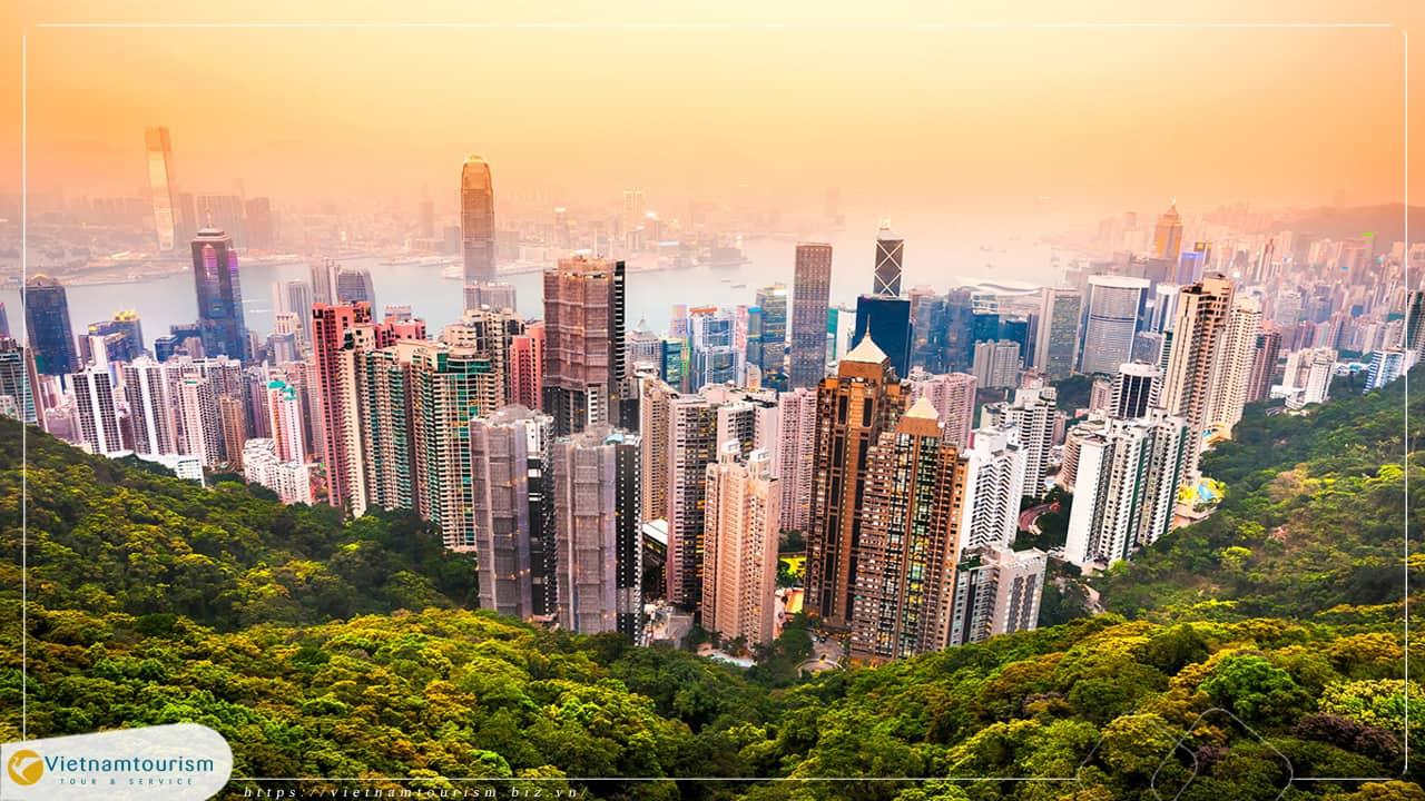 Du lịch Hồng Kông – Sky100 – Thẩm Quyến – Quảng Châu giá tốt từ Sài Gòn