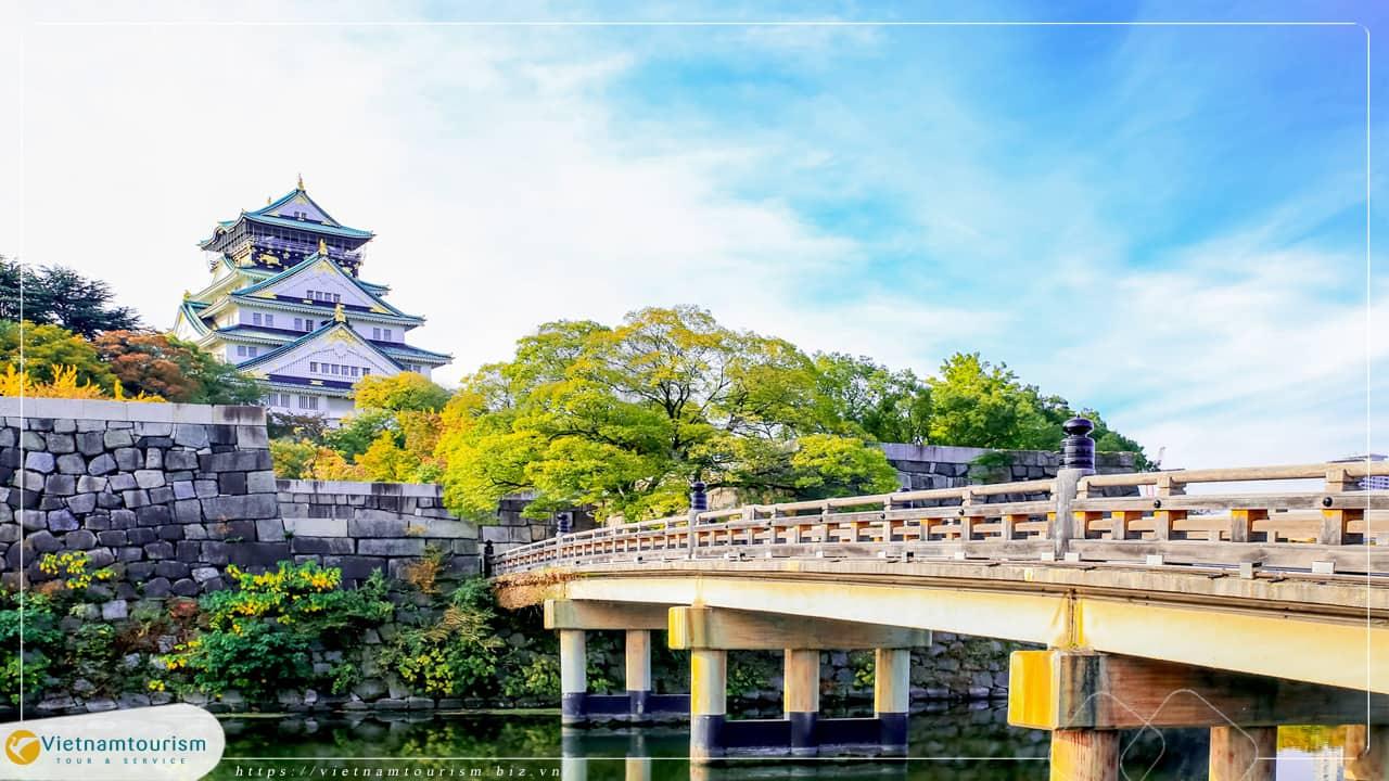 Du lịch Nhật Bản 3 ngày  2 đêm giá tốt khởi hành từ Sài Gòn
