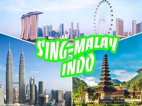Tour Singapore Indonesia Malaysia 6 ngày giá ưu đãi từ Sài Gòn – TOUR CAO CẤP