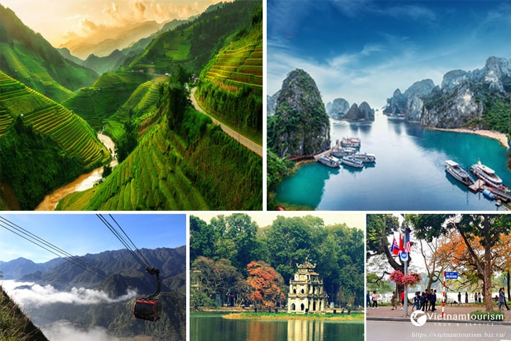 Du lịch Tết Dương lịch 2022 – Hà Nội – Sapa – Ninh Bình 4 ngày giá tốt từ TP.HCM