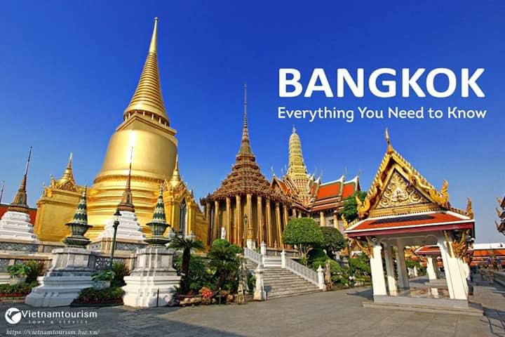 Du lịch Thái Lan 5 ngày 4 đêm – Bangkok – Pattaya – Vườn Thú Safari Khao Kheow giá tốt từ Sài Gòn