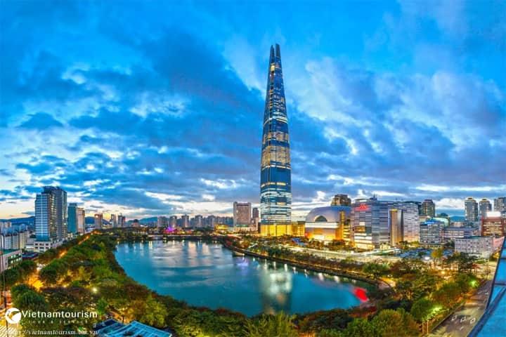 Du lịch Hàn Quốc 4 ngày 4 đêm giá tốt từ Sài Gòn – Khách sạn 5 sao