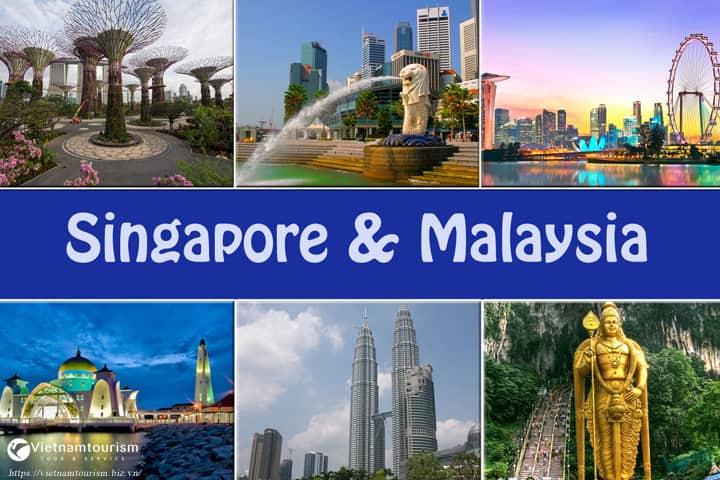 Du lich Singapore Malaysia 5 ngày 4 đêm 2022 giá tốt từ Tp.HCM – Đặc sắc nhạc nước