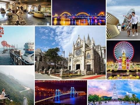 Du lịch Miền Trung – Đà Nẵng – Bà Nà – Hội An – Cù Lao Chàm 4 ngày giá tốt từ Sài Gòn
