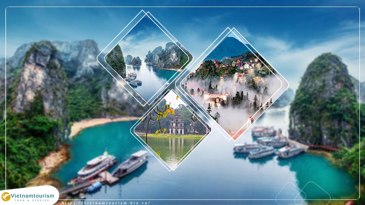 Du lịch Tết Dương lịch 2022 – Hà Nội – Vịnh Hạ Long – Sapa – 4 ngày 3 đêm từ Sài Gòn giá tốt