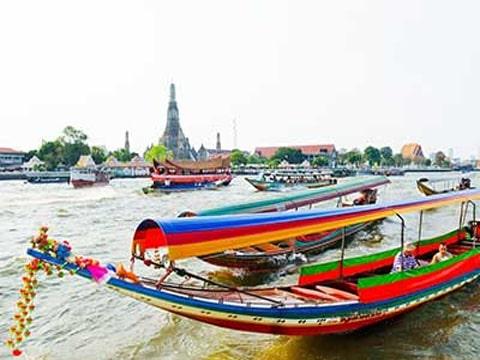 Du lịch Thái Lan 5 ngày 4 đêm – Tặng Massage Thái cổ truyền – Buffet 86 tầng