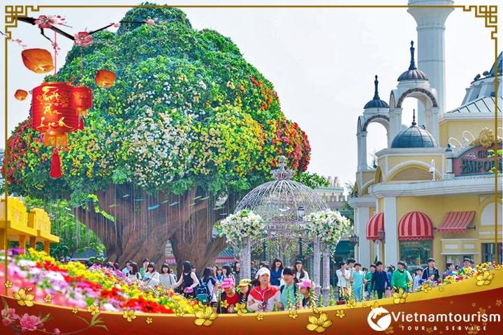 Du lịch Hàn Quốc Tết Nguyên Đán 2018 giá tốt khởi hành từ Sài Gòn