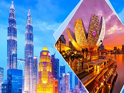 Du lịch Singapore Malaysia 4 ngày 3 đêm giá tốt khởi hành từ Hồ Chí Minh