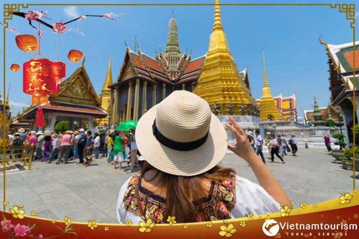 Du lịch Thái Lan Tết Âm lịch 2022 Hà Nội – Bangkok – Pattaya 5 ngày giá tốt từ Hà Nội