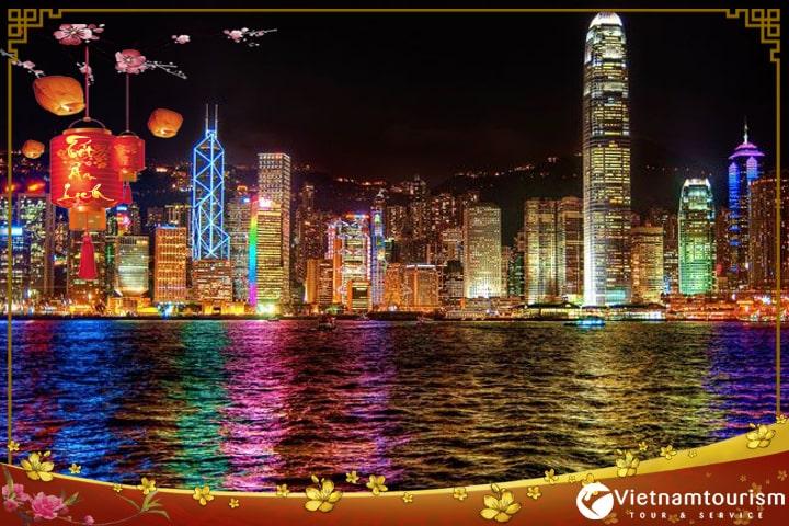 Du lịch Hồng Kông Tết Âm lịch 2023 Quảng Châu – Thẩm Quyến 5 ngày từ Sài Gòn