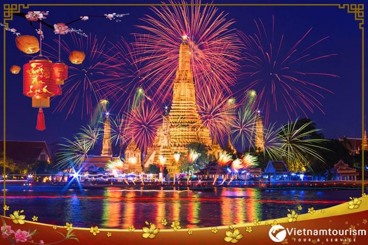 Du lịch Thái Lan Tết Nguyên Đán 2022 – Bangkok – Pattaya 5 ngày 4 đêm từ Sài Gòn – TOUR CAO CẤP