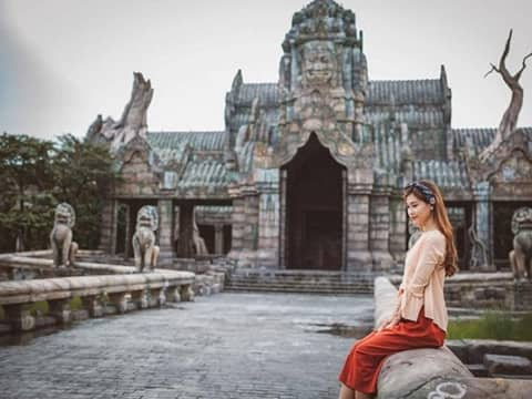 Du lịch Campuchia Siêm Riệp – Phnompenh 4 ngày 3 đêm từ Sài Gòn giá tốt