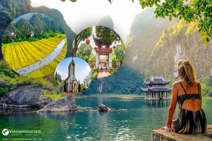 Du lịch Miền Bắc – Hà Nội – Sapa – Ninh Bình 4 ngày 3 đêm giá tốt từ Sài Gòn 2021