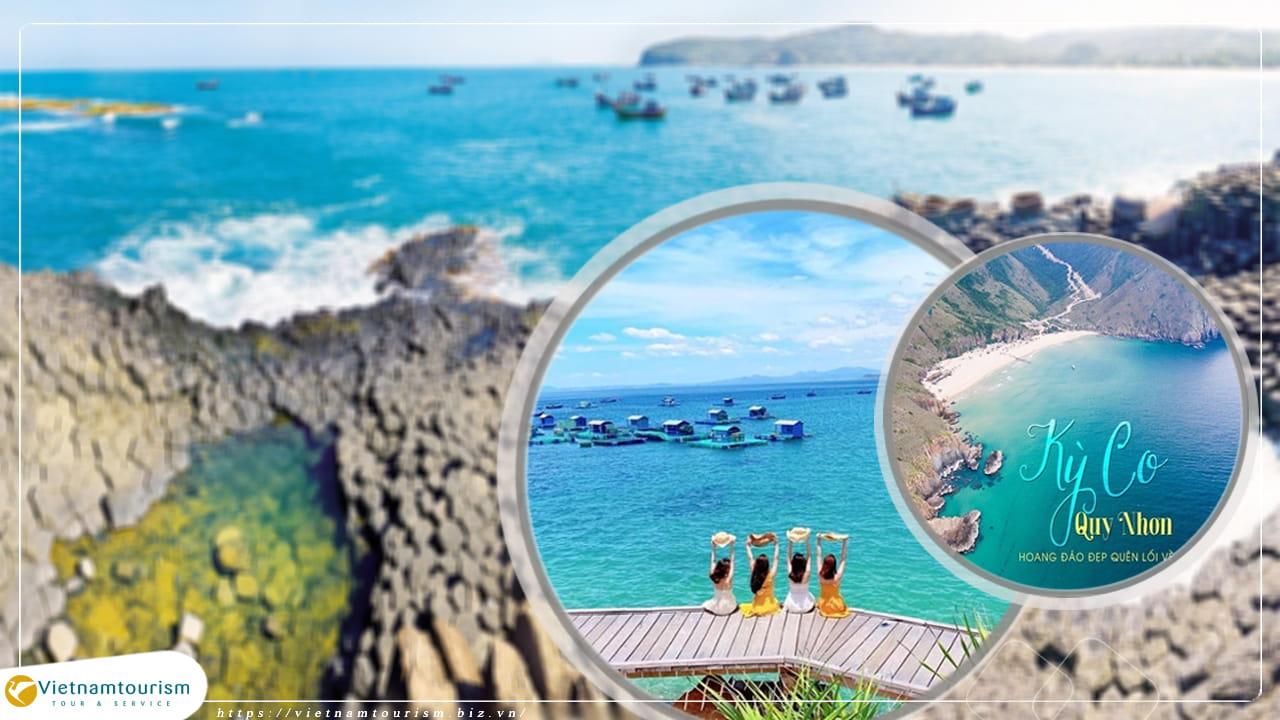 Du lịch Quy Nhơn 3 ngày 2 đêm giá tốt khởi hành từ Sài Gòn