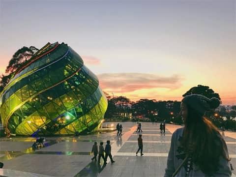 Du lịch Đà Lạt – Hoa Sơn Điền Trang 4 ngày 3 đêm giá tốt 2021