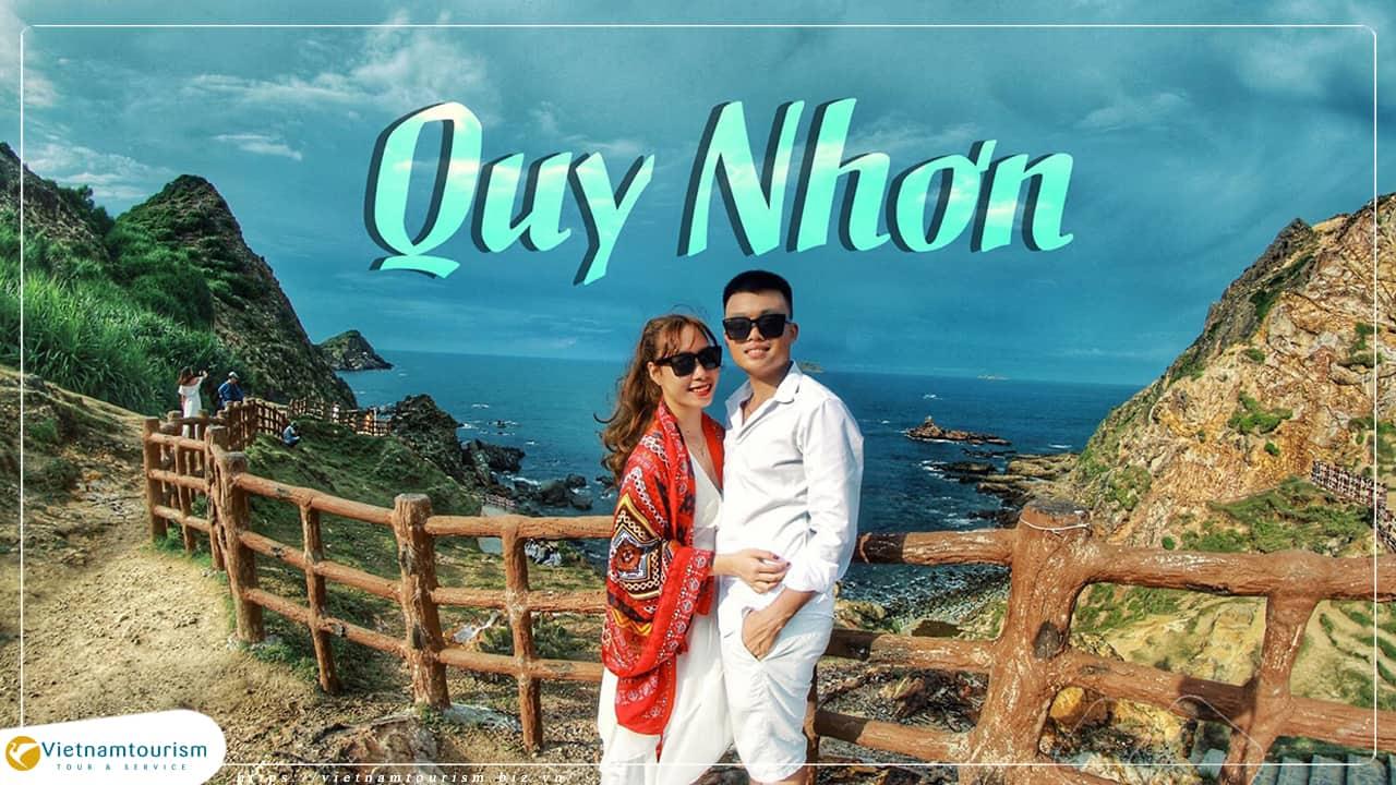 Tour Du lịch Quy Nhơn – Phú Yên Bãi Xếp 1 ngày giá tốt