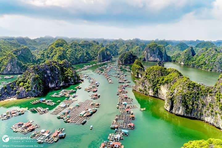 Du lịch Cát Bà 3 ngày 2 đêm – Vịnh Lan Hạ giá tốt từ Hà Nội