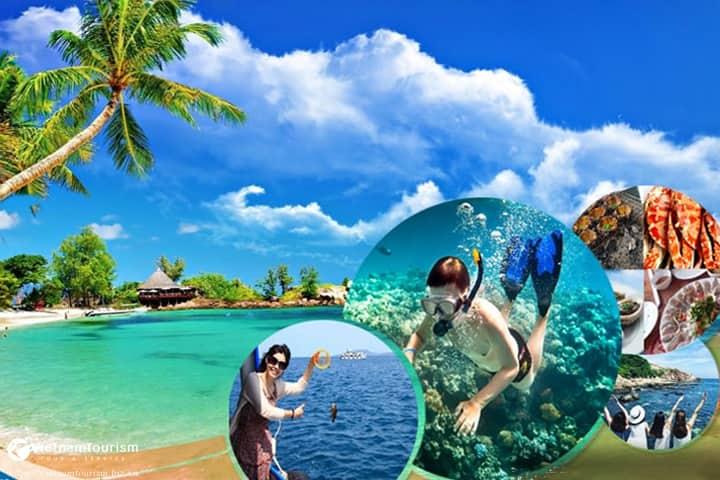 Du lịch Phú Quốc 3 ngày 2 đêm giá tiết kiệm 2021 khởi hành từ Sài Gòn
