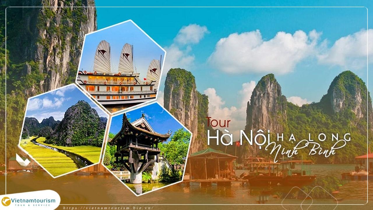 Du lịch Miền Bắc – Hà Nội – Hạ Long – Ninh Bình 2 ngày 1 đêm giá tốt