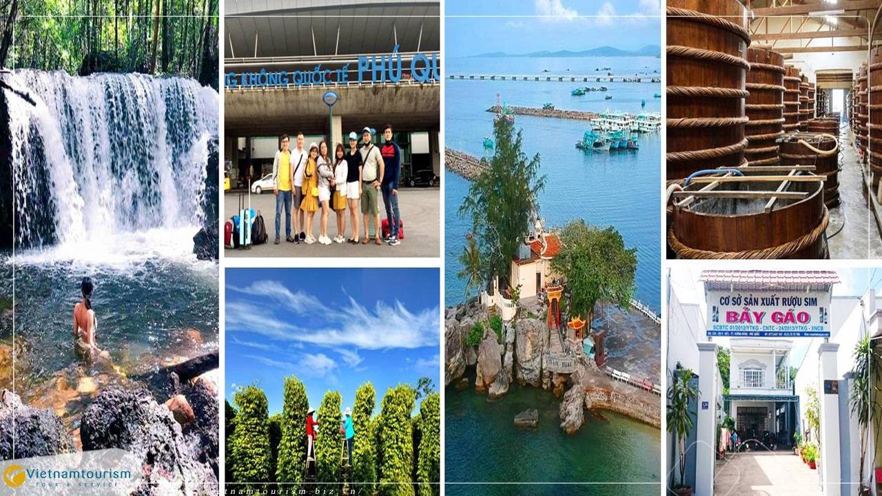 Du lịch Tết Dương Lịch 2022 – Phú Quốc 4 ngày 3 đêm khởi hành từ Sài Gòn giá tốt
