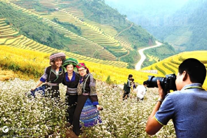 Du lịch Miền Bắc – Mù Cang Chải – Điện Biên – Mộc Châu 5 ngày từ Sài Gòn