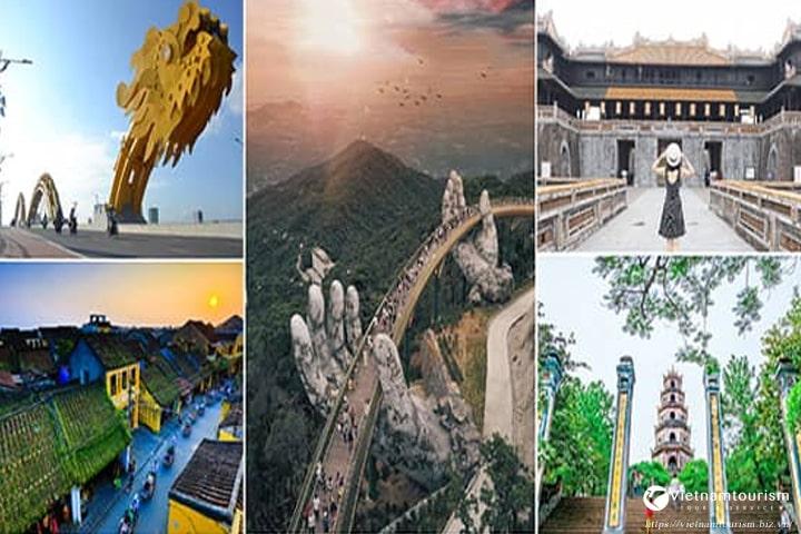 Du lịch Tết Dương lịch 2022 – Đà Nẵng – Hội An – Huế 4 ngày 3 đêm khởi hành từ Sài Gòn