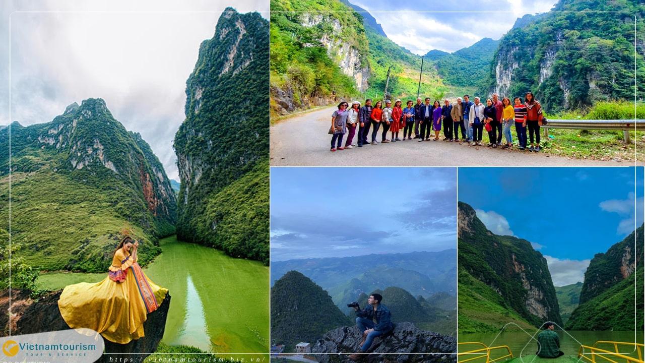 Du lịch Hà Giang – Cao Nguyên Đá Đồng Văn – Thác Bản Giốc 5N4Đ Tết Dương lịch 2022 từ Sài Gòn