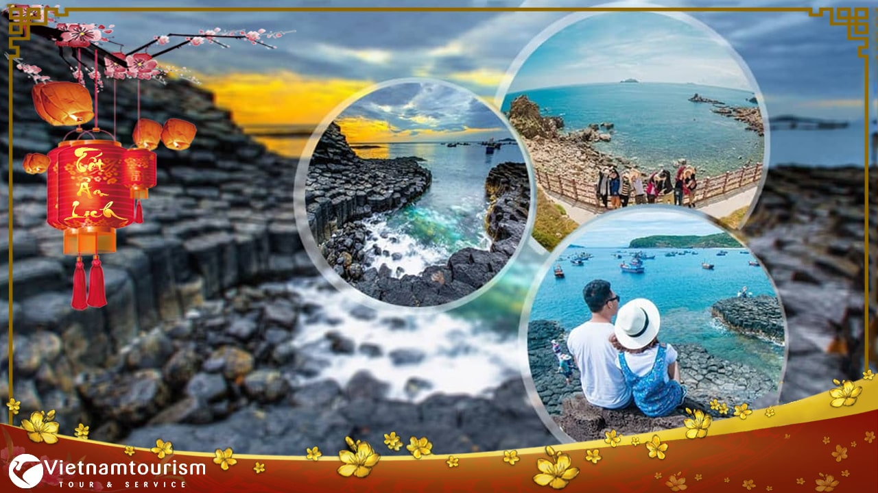 Du lịch Tết Âm lịch 2022 – Quy Nhơn – Phú Yên 4 ngày 3 đêm từ Sài Gòn
