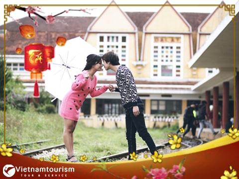 Du lịch Đà Lạt 4 ngày 3 đêm dịp Tết Nguyên Đán 2017 giá tốt từ Sài Gòn